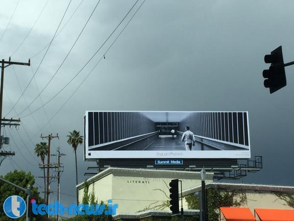 Photo of تبلیغات اپل برای به رخ کشیدن قدرت دوربین iPhone 6