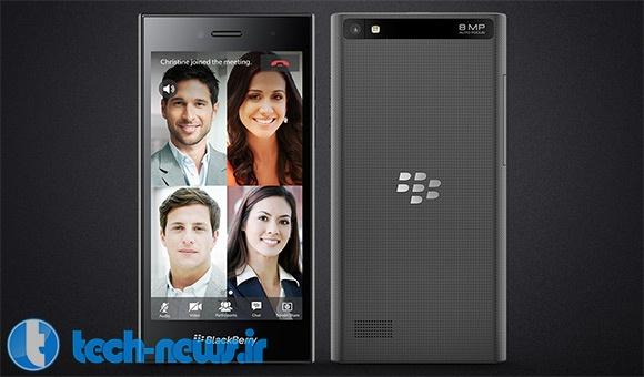 Photo of BlackBerry Leap :MWC2015 رسما معرفی شد