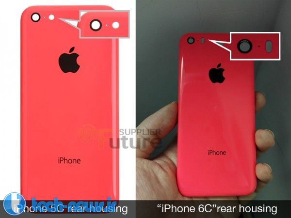 iPhone 6c rear cover possibliy pictured - new 4-inch iPhone confirmed
