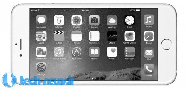 Photo of فعال کردن حالت سیاه و سفید برای نمایشگر آیفون در iOS 8.2