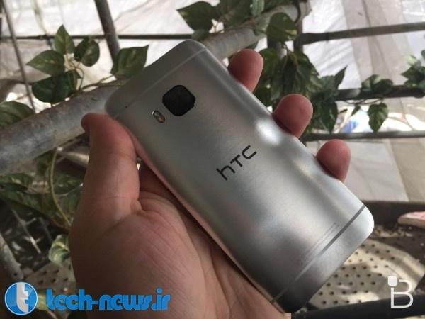 تصاویر جدیدی از HِٰٰTC One M9 Plus لو رفت
