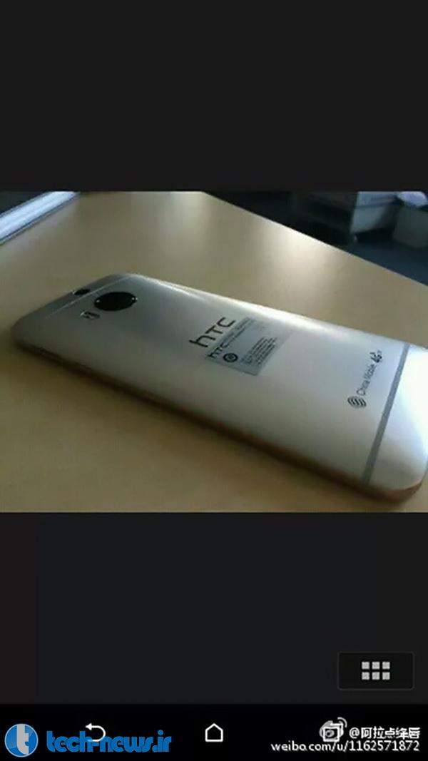 انتشار تصاویر بیشتر از +HTC One M9