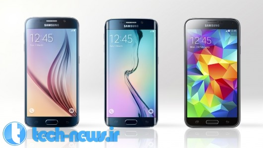 Photo of مقایسهی تصویری Galaxy S5 با Galaxy S6 و Galaxy S6 Edge