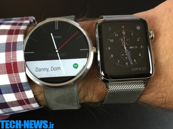 Apple Watch owners are complaining about scratches on their new pride and joy 3