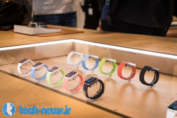 Apple Watch sells 1m units on the first day of pre-order in the US, not got one Expect a wait