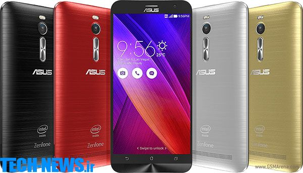 Asus expects to ship 30 million ZenFone units in 2015