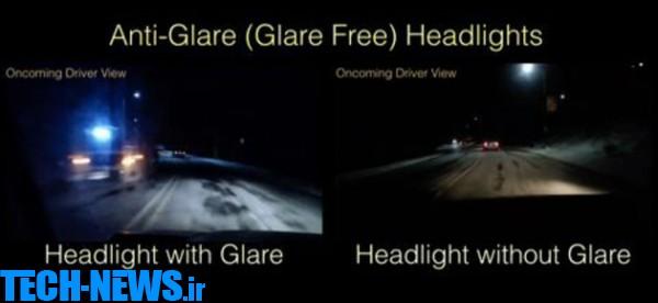 Photo of چراغهای خودروهای آینده، چشمان رانندگان دیگر را اذیت نخواهد کرد