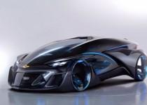 Chevrolet FNR Concept Car Debuts In Shanghai