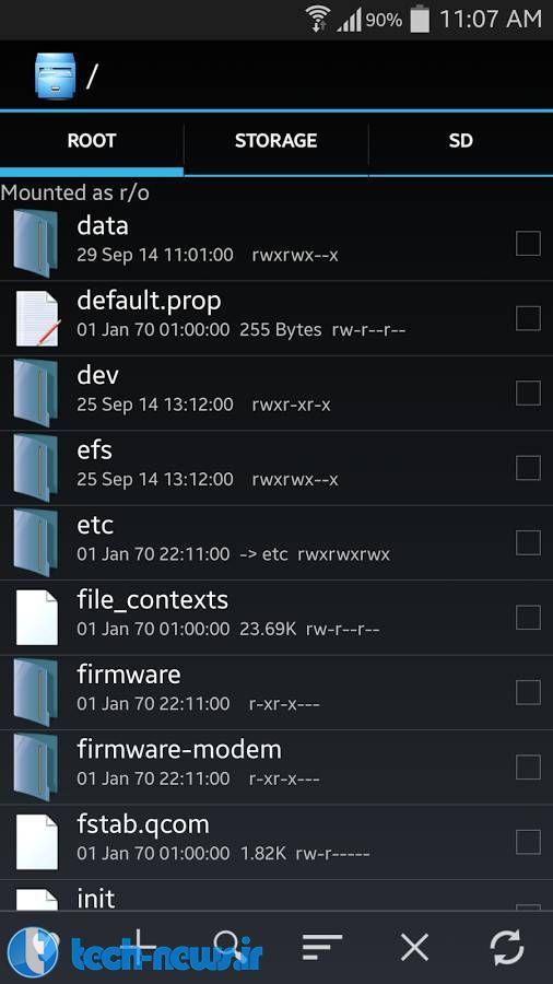 10 برنامهی برتر مدیریت فایل اندروید