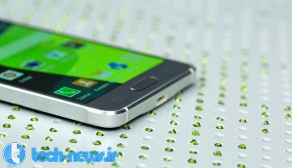 Galaxy A8 - thin Phablet from Samsung 2