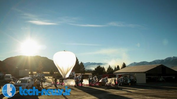 Google's 'balloon-powered internet for all' is almost ready