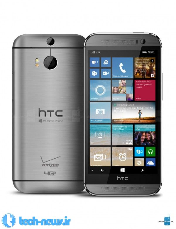 HTC One M9 for Windows HTC reportedly working closely with Microsoft on Windows 10