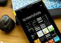 How to Take Screenshots in Windows Phone 8 and 8.1