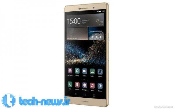 Huawei P8max has a massive 6.8-inch screen, super thin bezels 3