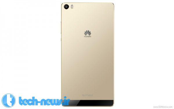 Huawei P8max has a massive 6.8-inch screen, super thin bezels 4