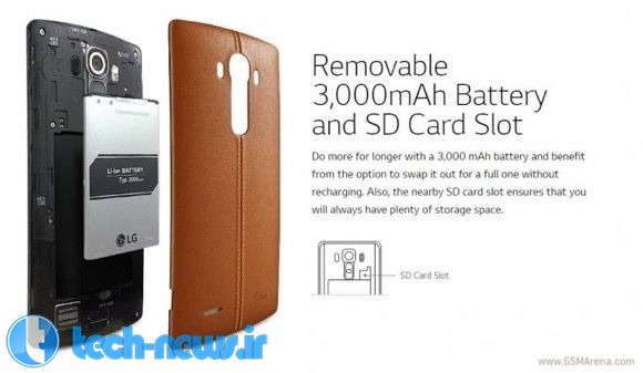 LG G4 gets revealed ahead of its scheduled debut 5