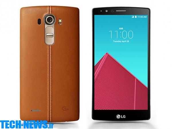 Photo of قیمت گوشیهوشمند LG G4 لو رفت : Galaxy S6 گرانتر میباشد