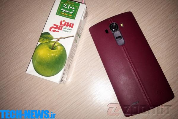 تصاویری از LG G4 قبل از معرفی رسمی در ایران لو رفت!