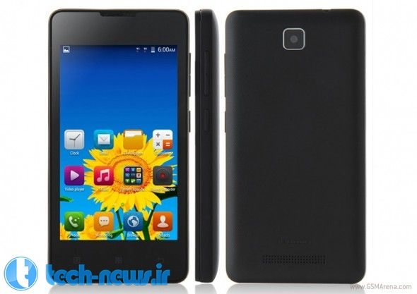 Lenovo A1900 is new $60 droid with a quad-core CPU