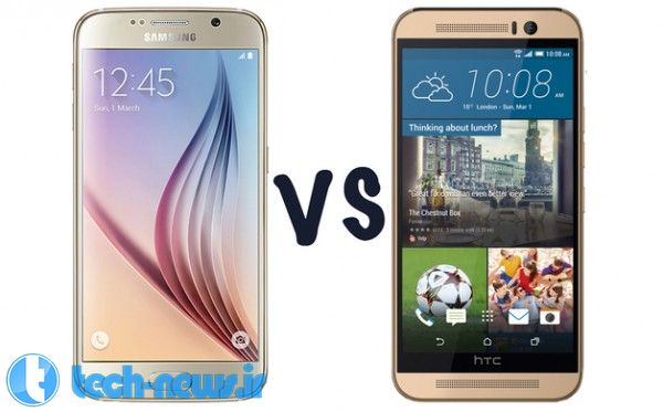 Samsung Galaxy S6 vs HTC One M9 Which handset should you choose