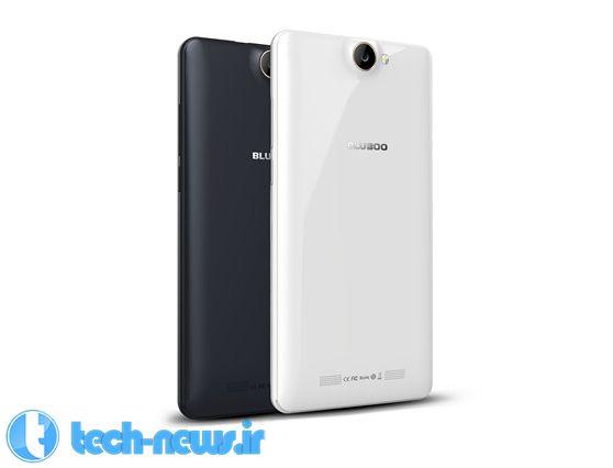 باتری 5300 میلی آمپری و صفحه نمایشی 5.5 اینچی فقط با 169 دلار! با Bluboo X550 آشنا شوید