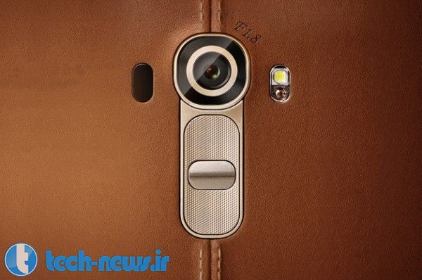 You won't get a much better view of the LG G4 camera than this