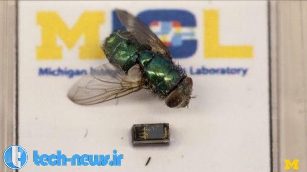 Photo of کوچکترین کامپیوتر دنیا تنها 2 میلیمتر طول دارد