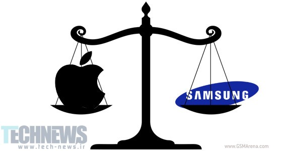 Apple's $930 million court winnings from Samsung reduced
