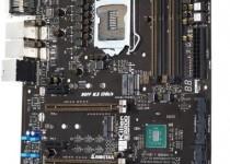 BIOSTAR Gaming-Z170X Socket LGA1151 Motherboard ES Pictured
