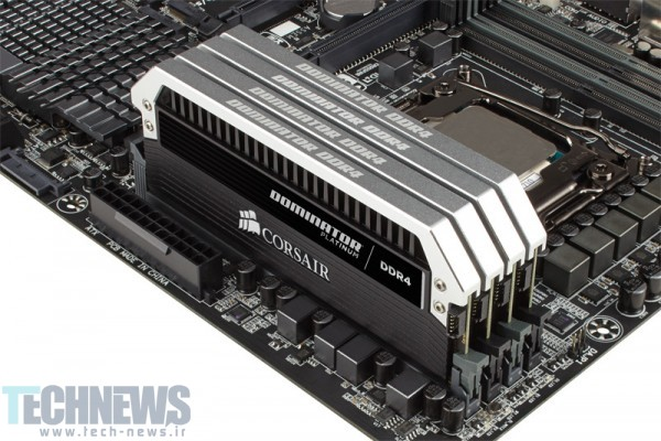 Corsair Announces World's First Available 128GB DDR4 Unbuffered Memory Kits