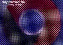 Galaxy S6 edge put under the microscope, reveals Diamond Pixels display matrix 5