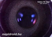 Galaxy S6 edge put under the microscope, reveals Diamond Pixels display matrix 7