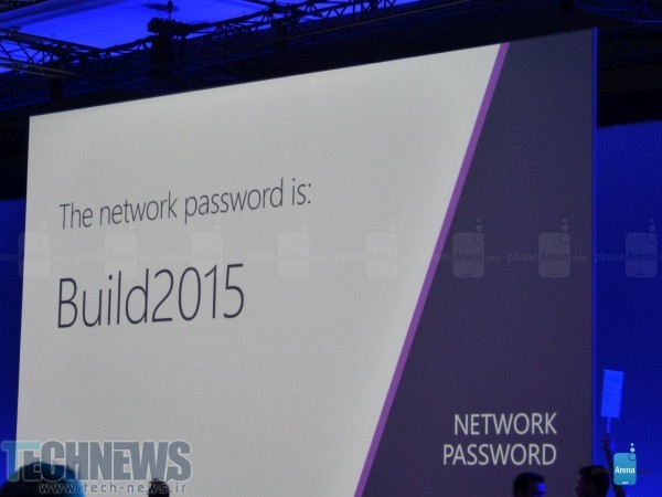 Microsoft Build 2015 day two Keynote review 3