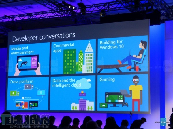 Microsoft Build 2015 day two Keynote review 4