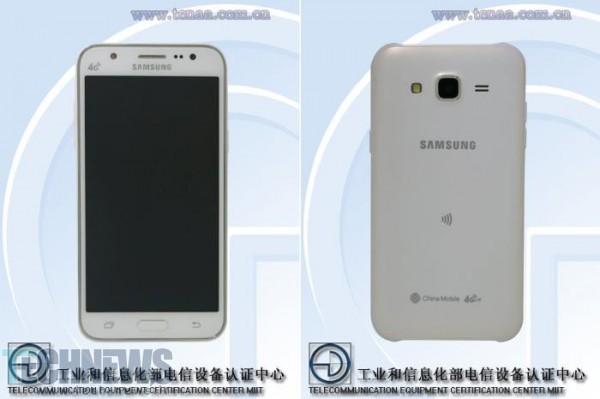 Samsung Galaxy J5 and J7 Spotted on TENAA