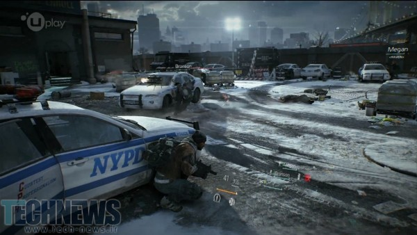 Tom Clancy's The Division has been pushed to 2016 2