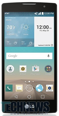 Unannounced LG Escape 2 found on AT&T's website