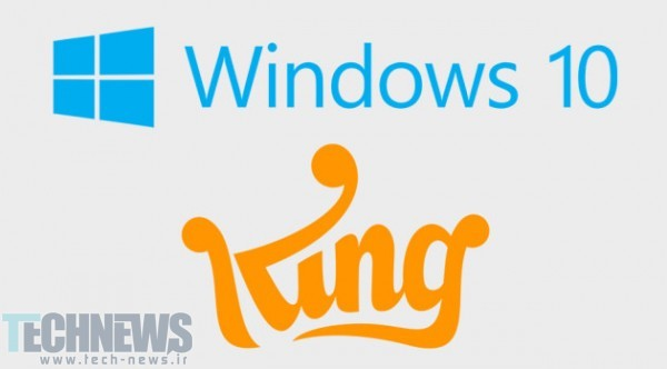 Windows 10 will ship with Candy Crush Saga preinstalled