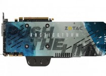 ZOTAC Unveils the GeForce GTX TITAN-X ArcticStorm Edition 2