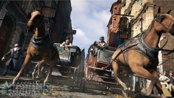 Assassin's Creed Syndicate دارای بخش چند نفره نخواهد بود