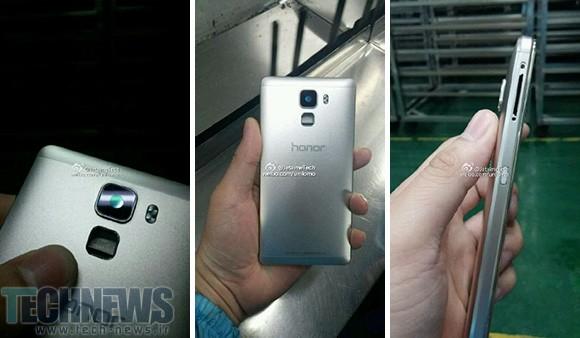 مشخصات گوشی هوآوی Honor 7 به بیرون درز کرد
