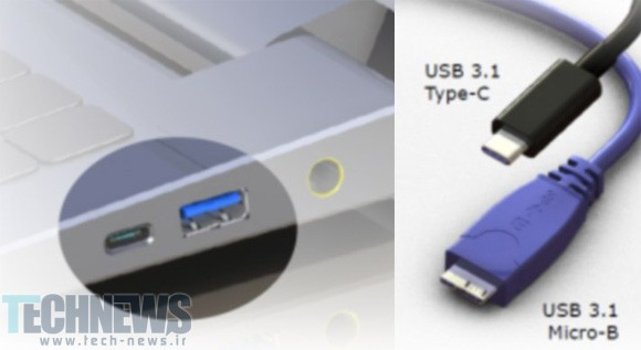 پرچمداران جدید مایکروسافت از پورت USB تایپ C پشتیبانی خواهند کرد