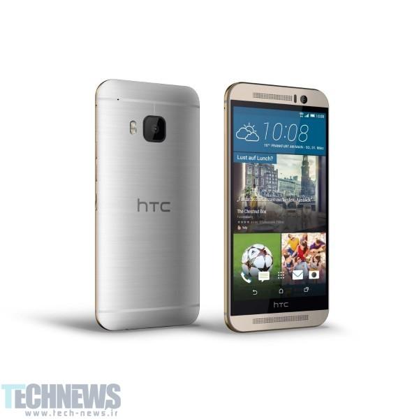 به روز رسانی بعدی HTC One M9 قابلیتهای مهم لالی پاپ را به گوشی میافزاید