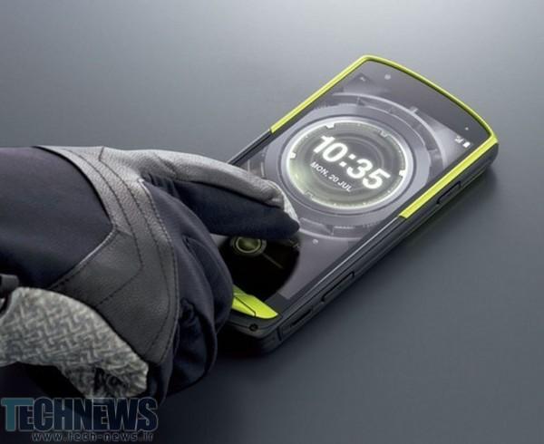 Kyocera Torque G02، با گوشی هوشمند اندرویدی برای عکس برداری زیر آب آشنا شوید!