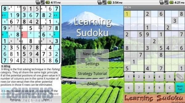 https://play.google.com/store/apps/details?id=com.rogerlebo.sudokuvision