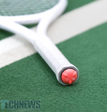با حسگر هوشمند سونی برای تنیس بازان حرفهای آشنا شوید