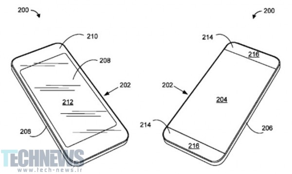 Apple files for a patent on a material that looks like metal, but allows for wireless reception