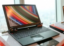 Gigabyte's Aorus X5 - The most powerful 15-inch gaming laptop ever (hands-on)