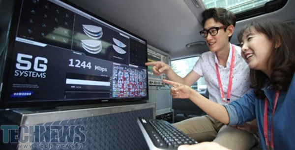 Photo of سال 2018 منتظر نسخهی آزمایشی شبکهی 5G با سرعت 20Gbps باشید