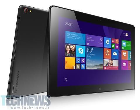 Lenovo unveils the ThinkPad 10 tablet